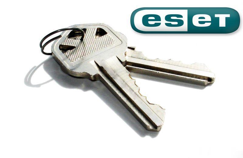 Самые свежие ключи от 06.02.2012 для всех версий ESET NOD32 Antivirus